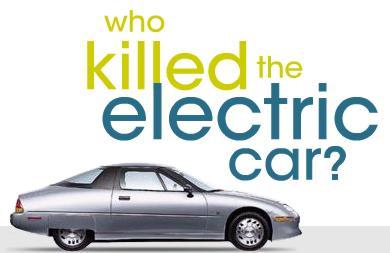 Wer Tötet Das Elektroauto September 2006 Wwwinitiativecc
