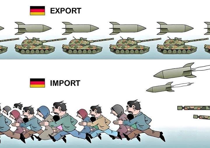 größte waffenexporteure der welt